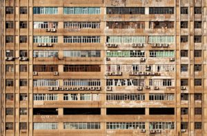 Chory budynek